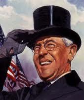 Вудро Вильсон - двадцать восьмой президент США