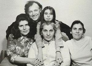Семья Марии Смоктуновской