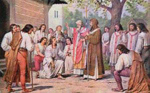 Проповедники Кирилл и Мефодий