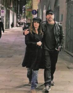 Пенелопа и Хавьер в Милане