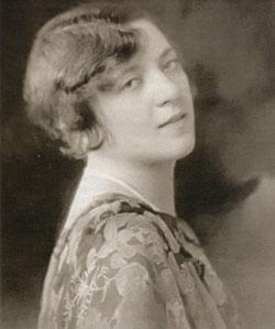 Женя Петерсон. 1925 год