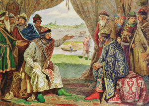 Долобский съезд князей