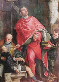 Чудо Святого Пантелеймона