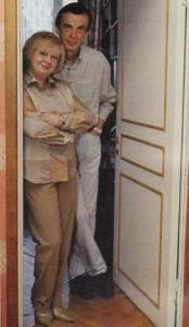 Георгий Тараторкин с женой