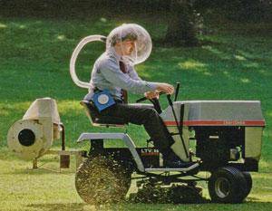 Специальный шлем для аллергетиков