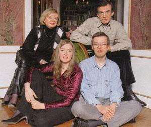 Георгий Тараторкин: моя семья