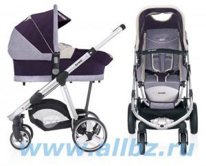 Детская коляска - авто для младенца