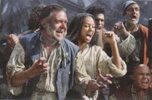 """""""Пираты Карибского моря: проклятие Черной жемчужины"""""""