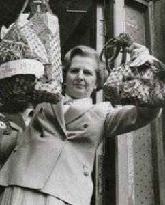 Маргарет Тэтчер – дочь бакалейщика-фото20
