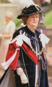 Маргарет Тэтчер – дочь бакалейщика-фото29