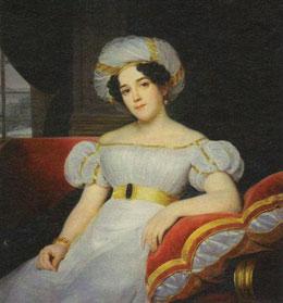 Княгиня Наталья Голицина