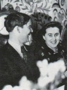 Сергей Капица и Татьяна Дамир