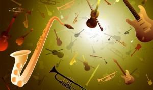 История музыкальных инструментов