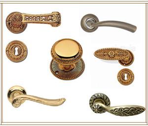 История дверных ручек