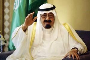 Король Абдалла ибн Абдель Азиз ас-Сауд